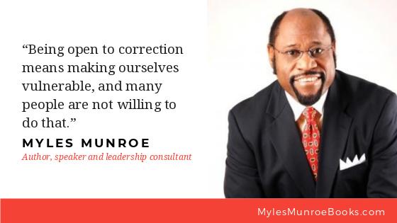 18 Myles Munroe Quotes On Wisdom